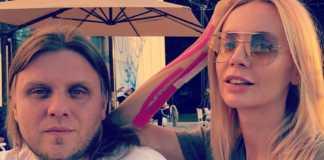 Piotr Woźniak-Starak z żoną Agnieszką. Fot. instagram Agnieszki Woźniak-Starak