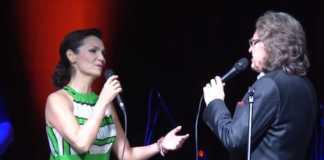 Olga Bończyk i Zbigniew Wodecki