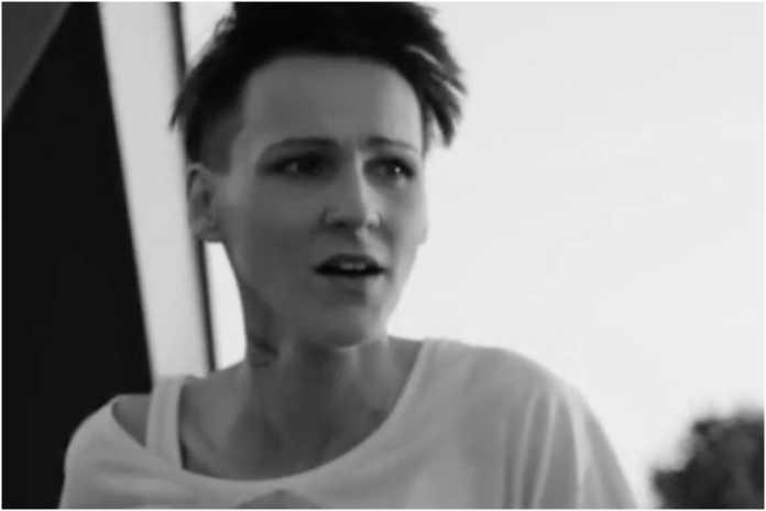 Agnieszka Chylińska. / foto: YouTube