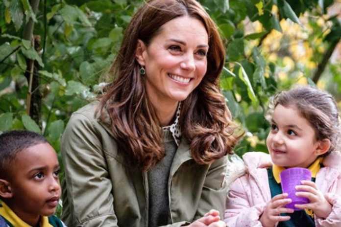 Kate Middleton fot. instagram.com/kensingtonroyal/