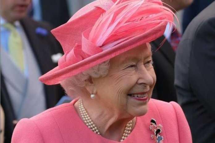 Królowa Elżbieta II/photo: instagram: theroyalfamily