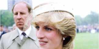 Księżna Diana. / foto: YouTube
