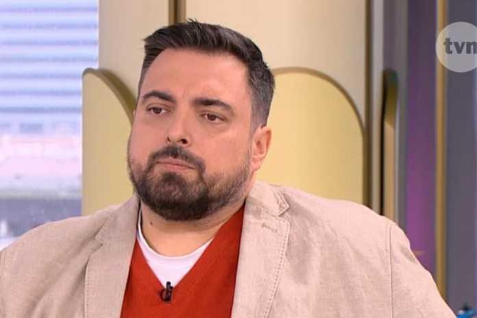 Tomasz Sekielski. / foto: Prt Sc TVN