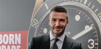 David Beckham Foto:instagram.com/davidbecham