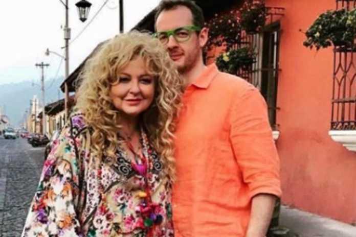 Magda Gessler i Tadeusz Muller. / foto: Instagram