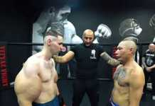 Walka MMA Kirył Teryszyn fot. instagram.com