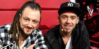 """Tomson i Baron w """"The Voice of Poland"""". / foto: YouTube"""