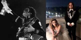 Michael,Paris I Prince Jackson/ Fot.Instagram