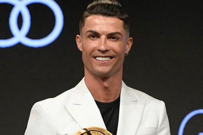 Luksusowy Sylwester Ronaldo. Rodzina w komplecie