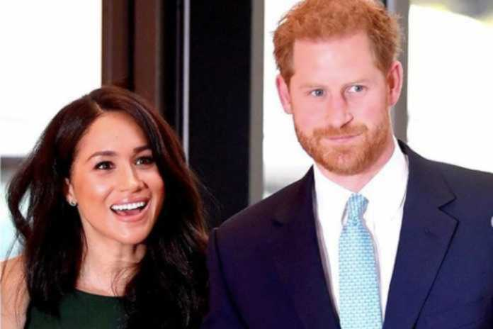 Meghan Markle, książę Harry/fot. Instagram