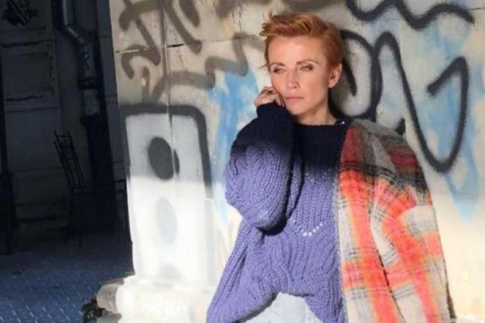Katazryna Zielińska na kwarantannie od rana na imprezie