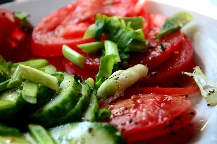Kiszone pomidory fot. Pixabay.com