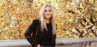 Katarzyna Tusk promuje Isntagram Olgi Tokarczuk/Fot. Instagram: makelifeeasier_pl