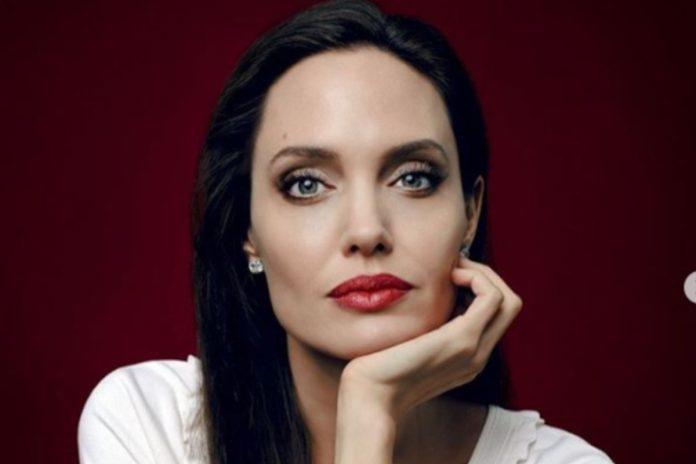 Angelina Jolie. Foto: instagram.com/angelinajolieofficial