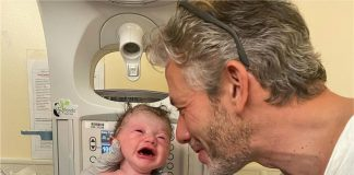 Douglas Nunes pozuje z córką. Krupa to szczęściara?!