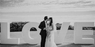 Malitowski i żona pokazali zdjęcia. Wesele i taniec marzeń?