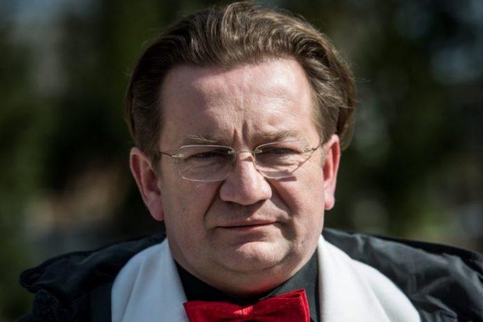 Paweł Królikowski. Foto: PAP: Tytus Żmijewski