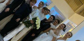 Viola Piekut pokazała ekstawagancką suknię ślubną. Założyłybyście?