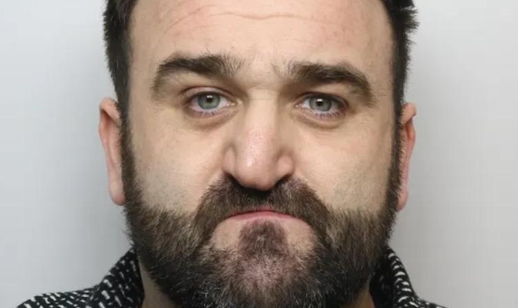 Danny Tetley fot. West Yorkshire Police