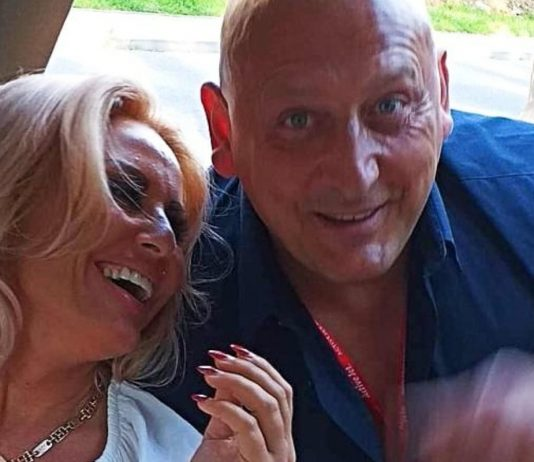Jacek Wójcik, Dagmara Kaźmierska fot. instagram.com
