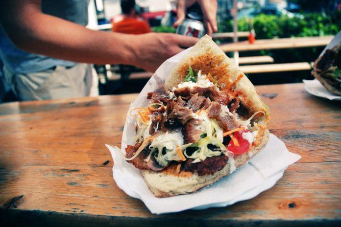 Kebab fot. alaluna.pl