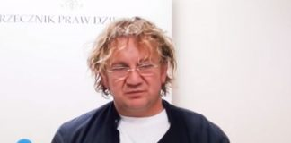 Paweł Królikowski fot. screen youtube.com