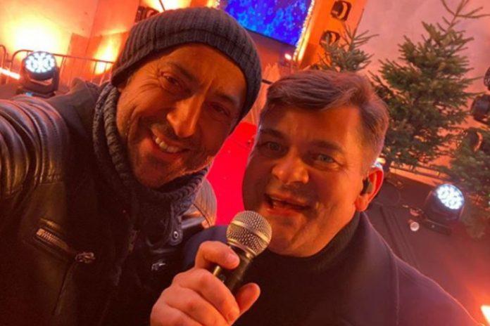 Marcin Miller i Zenek Martyniuk fot. instagram.com