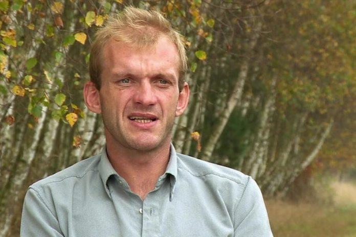 Ryszard D. Szczena fot. screen ipla.tv