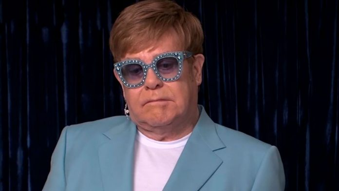 Elton John. Foto: YouTube