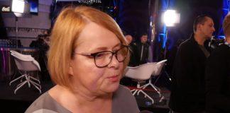 """Ilona Łepkowska komentuje ciążę Małgorzaty Rozenek-Majdan. """"Robi bardzo dużo dobrego"""". Foto: print screen z YouTube/ JastrzabPost"""