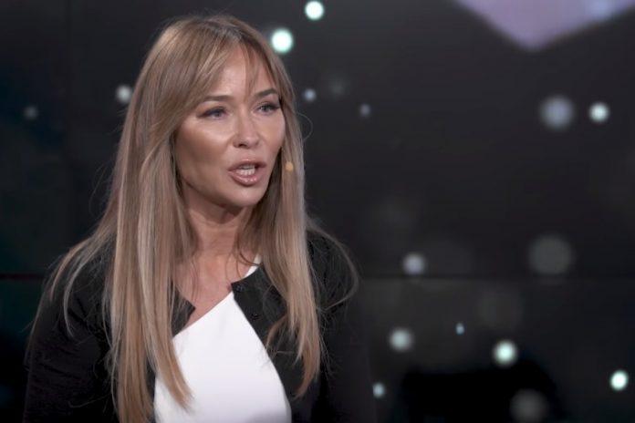 Joanna Przetakiewicz. Foto: print screen z YouTube/Plejada