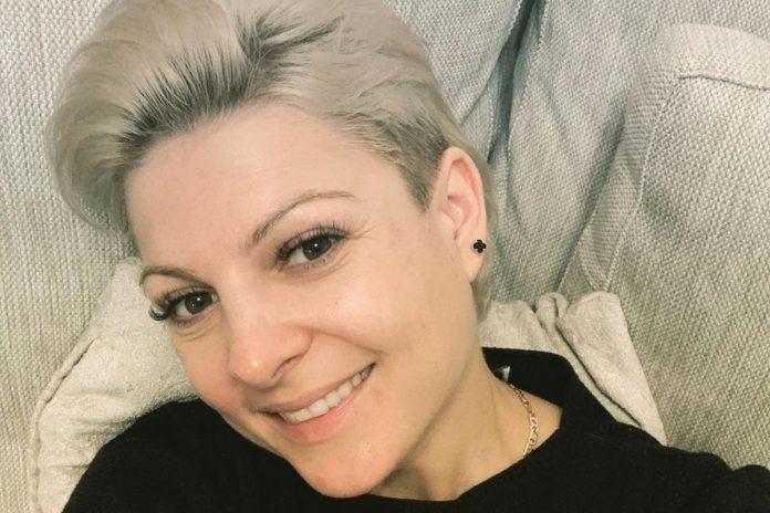 Magda Narożna w bieliźnie. Internauci byli bezlitośni. Foto: Instagram/madzia_pim
