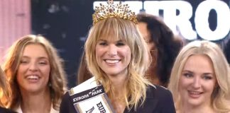 Miss Niemiec Leonie von Hase. Foto: YouTube Miss Germany