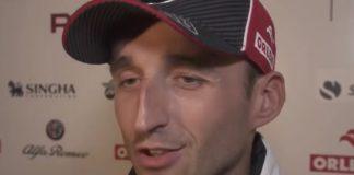 Tłusty czwartek Roberta Kubicy. Orlen przygotował niespodziankę polskiemu kierowcy. Foto: print screen z YouTube/F1 Memes