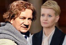 Paweł Królikowski i Małgorzata Kożuchowska. Foto: PAP/ YT
