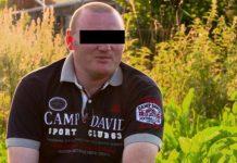 "Łukasz L. ""Chłopaki do wzięcia"" fot. screen ipla.tv"