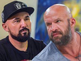 Patryk Vega i Tomasz Oświęciński. Foto: PAP/ Instagram