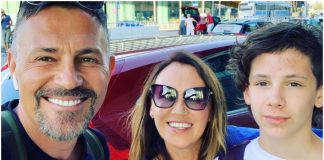 Ex żona i ex mąż: Ibiszowie razem na kwarantannie