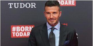 David Beckham poświęca się na Vicky i dzieci