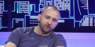 Gratulujemy! Borys Szyc został ojcem. Foto: print screen z YouTube/Lekko Nie Będzie