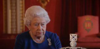 """Koronawirus pojawił się na dworze królowej Elżbiety II. """"Wszyscy są przerażeni"""". Foto: print screen z YouTube/BBC News"""