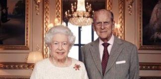 Królowa Elżbieta II i książę Filip. Foto: CBS News