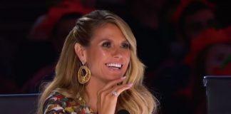 Czy Heidi Klum ma koronawirusa? Modelka poznała wynik swojego testu. Foto: print screen z YouTube/Got Talent Global