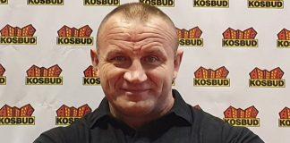 Mariusz Pudzianowski. Foto: Instagram/pudzianofficial