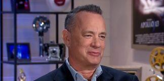 Tom Hanks zarażony koronawirusem. Jak czuje się znany aktor? Foto: print screen z YouTube/CBS Los Angeles