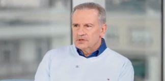 Stan zdrowia Tomasza Stockingera. Aktor zdradza jak się czuje. Foto: print screen z YouTube/GOSSIP TV