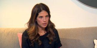 Weronika Rosati skrytykowana. Chodzi o jedno zdjęcie. Foto: print screen z YouTube/Magazyn Gala
