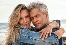 Michał Żebrowski zostanie ojcem! Jego żona ogłosiła ciążę na Instagramie. Foto: Instagram/olazebrowska