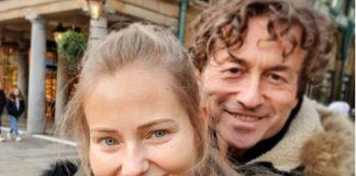 Agata i Piotr Rubik. Foto: Instagram