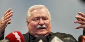 Lech Wałęsa . Foto: PAP